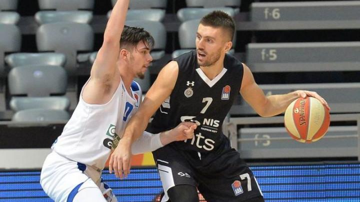 Partizan bez problema slavio u gostima protiv Zadra, te mu nanio i šesti poraz u sezoni