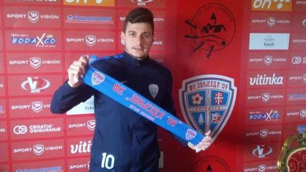 Antonio Vidović potpisao za Zvijezdu 09