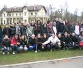 Mlade rukometašice protiv Hrvatske