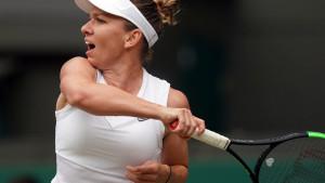 Simona Halep izborila drugo polufinale Wimbledona