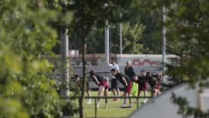 Nekoliko fudbalera Sarajeva u fazi oporavka
