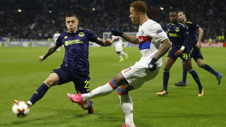 Evertonu dva žestoka udarca u Lyonu