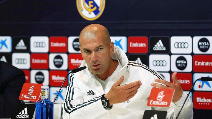 Koji igrač je razlog svađe Pereza i Zidanea?
