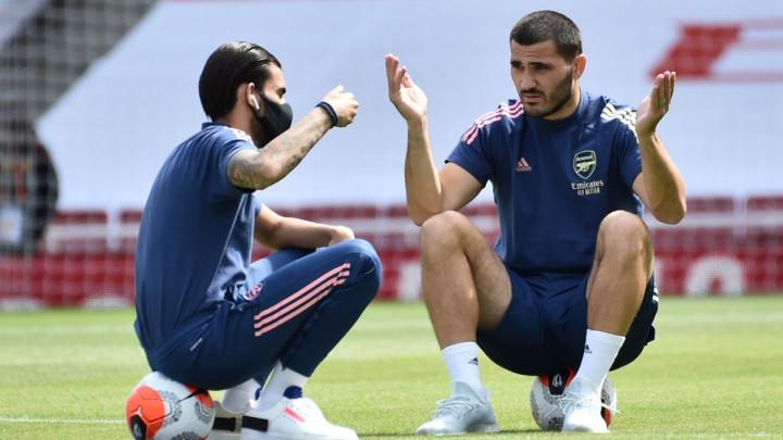 Kolašinac je 'žrtva' novih transfera u Arsenalu: Bh. tenk može pakovati kofere