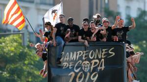 Autobus sa igračima Valencije doživio saobraćajnu nesreću