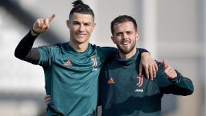 Od Pjanićevih genijalnih pasova u zadnje dvije godine najviše je profitirao Ronaldo