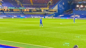 Interesantna scena nakon utakmice na Stamford Bridgeu: Izašao je sam na teren i samo je zaurlao