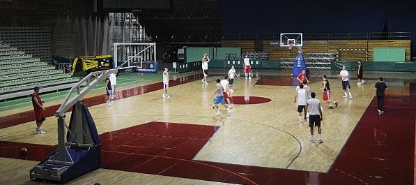 Praznik košarke u Sarajevu