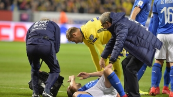 Bonucci optužuje: Slomio mi je nos nakon 30 sekundi
