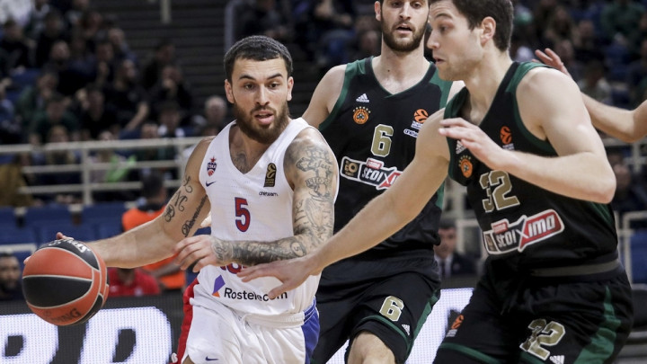 Mike James produžuje ugovor s CSKA