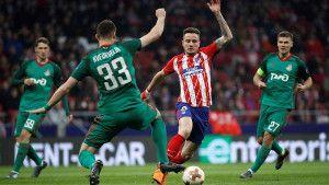 Lokomotiv nemoćan u Madridu, Jorgandžije na korak od četvrtfinala
