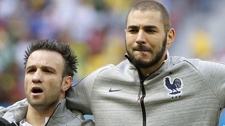 Valbuena i Benzema ponovo u žestokoj raspravi