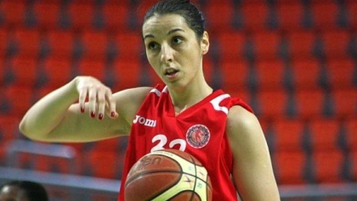 Aida Kalušić MVP 3. kola u Sloveniji