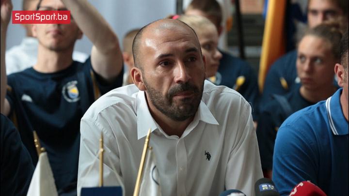 Mahmutović u suzama: Ovo je posljednji vapaj za sport u BiH