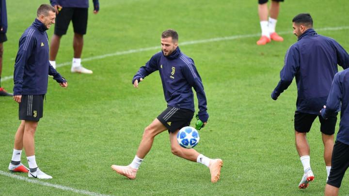 Utakmica protiv Udinesea će biti od posebnog značaja za Miralema Pjanića
