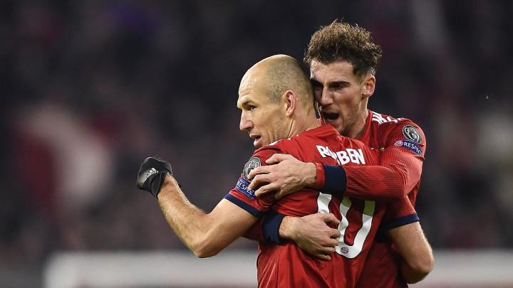 Arjen Robben priznao da mu prija interes Nerazzurra