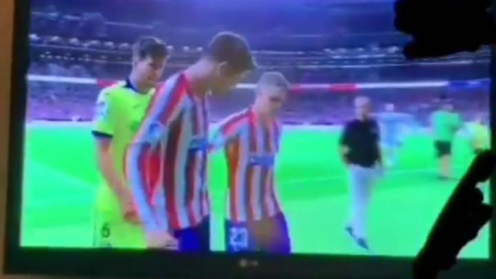 Zašto je Alvaro Morata u nedjelju postao idol mnogim navijačima Atletica?