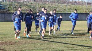 Željo trenirao u Međugorju, Osmanković lakše povrijeđen