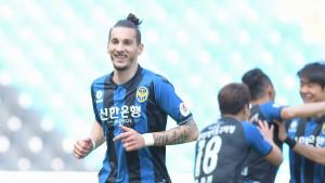 Bivši Zmaj postigao prvijenac u Južnoj Koreji