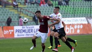 Sarajevo uvjerljivo protiv Klisa