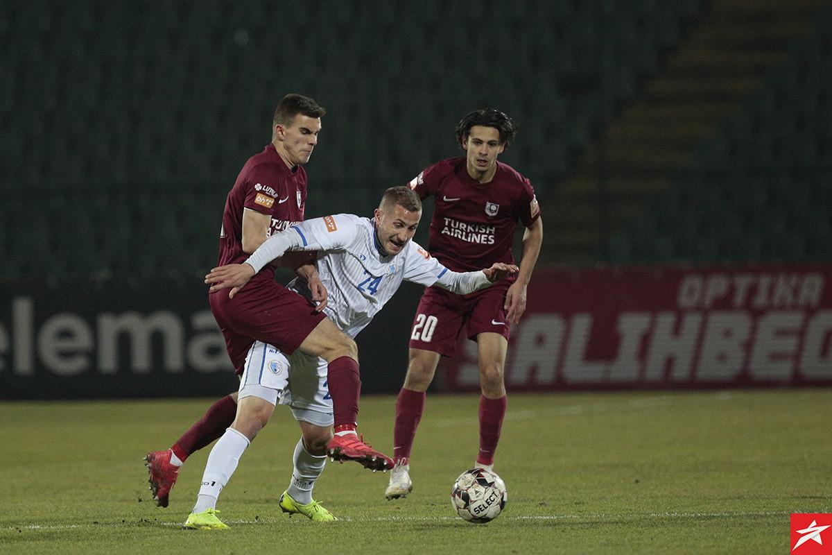 Hadžanović bi mogao daleko van granica BiH, ali bi opet igrao Evropu