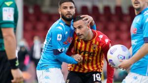 Okršaj braće Insigne pripao Lorenzu: Napoli nakon preokreta savladao Benevento