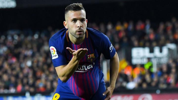 Jordi Alba: Želim ostati u Barceloni, ali sve zavisi od kluba