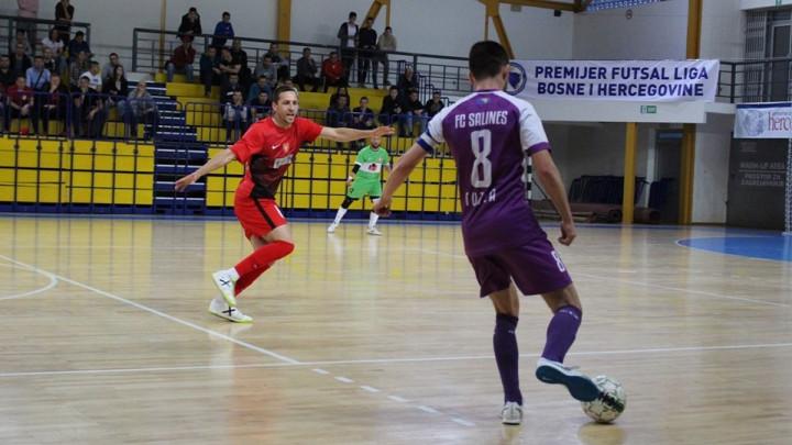 Veliko iznenađenje u Mostaru: FC Salines slavio protiv MNK Mostar SG Staklorad