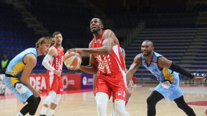 Crvena zvezda razbila Primorsku i revanširala se za poraz u ABA Superkupu