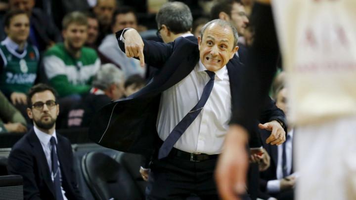 Messina nije optimista kada je u pitanju nastavak Eurolige