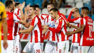Zvezda razbila Dinamo, remi Vojvodine i Mladosti