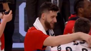 Šta se desi kada se sretnu Nurkić i Dončić na NBA parketu?