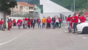 Euforija u Mostaru: Navijači pune stadion dva sata prije utakmice