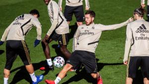 Snimci Edena Hazarda s treninga uljevaju nadu navijačima Reala