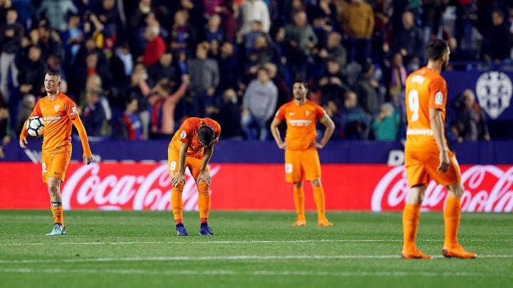 Betis nastavio sjajan niz, Malaga ispala iz lige