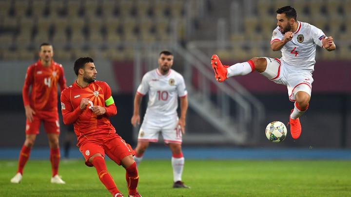 Makedonija u Ligi C, Armenija se spašavala protiv Lihtenštajna