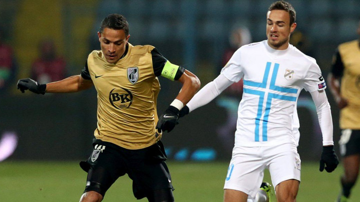 Rijeka razbila Lokomotivu, dva gola Hebera, zabio i Zoran Kvržić