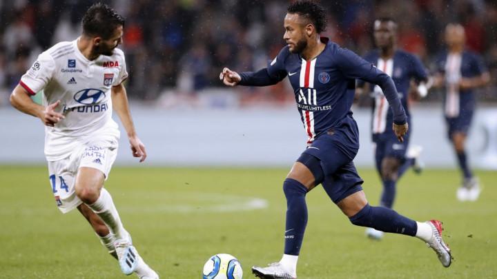 Čarolija Neymara za pobjedu PSG-a u Lyonu