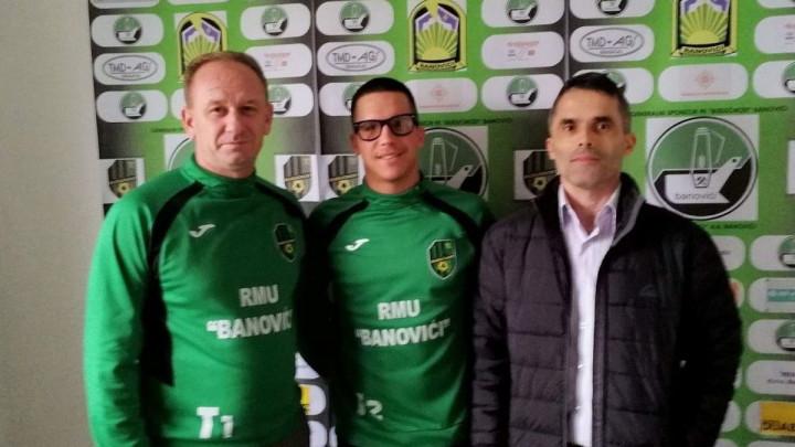 Sporazumni raskid saradnje Zulića i FK Budućnost: Čast mi je bila nositi zeleno-crni dres