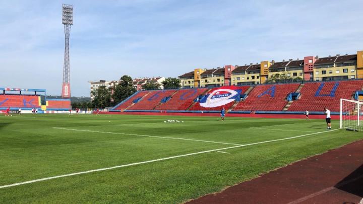 Pogledajte rigorozan protokol UEFA-e na stadionu Borca, igračima skoro nemoguće prići