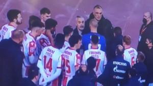 Crvena zvezda se oglasila, otkriveno šta je vođa Delija rekao Stankoviću i igračima