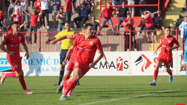 Fajić nastavio golgeterski niz, Salihović i Dizdarević mirovali
