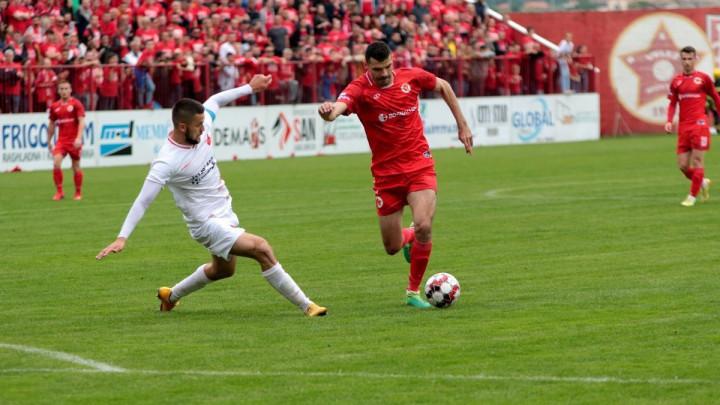Fajić obradovao navijače FK Velež: Još uvijek osjećam bolove, ali igrat ću barem pola sata