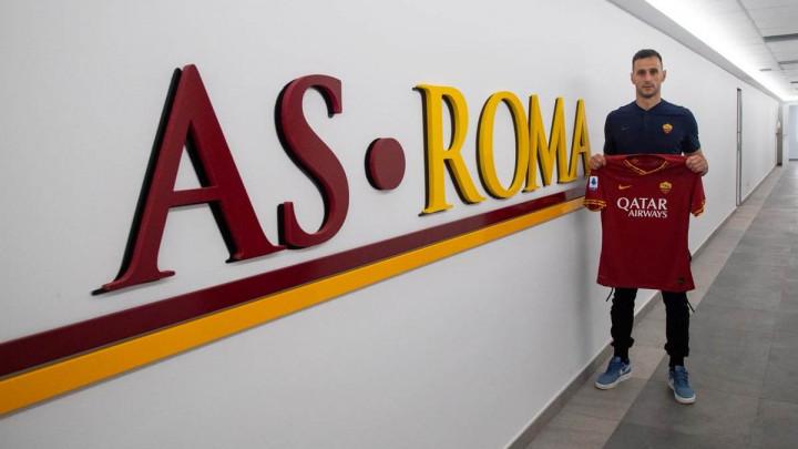 Kalinić otkrio kako ga je Džeko nagovorio da dođe u Romu