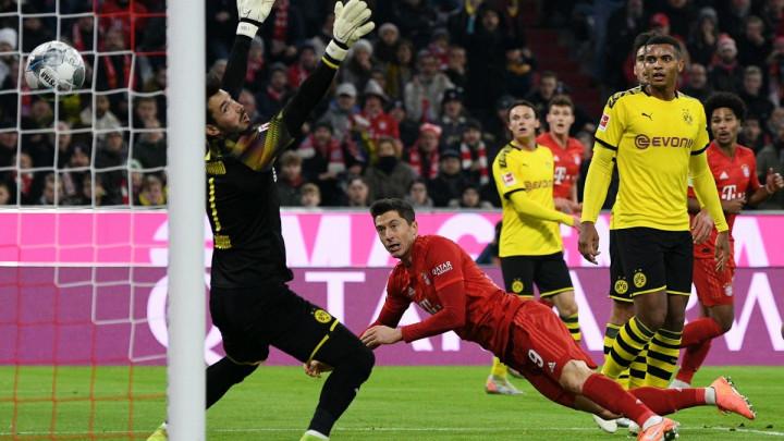 Da li Kovač ovo gleda? Bayern ponizio Borussiju u velikom derbiju
