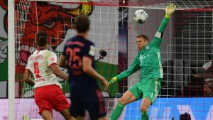 Leipzig hrabrom igrom osvojio bod protiv Bayerna i zadržao lidersku poziciju na tabeli