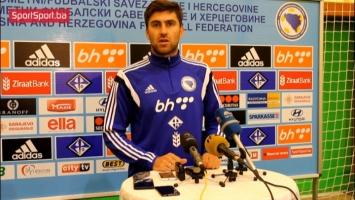 Zukanović: Pametnom igrom iskoristiti svoje šanse u Atini