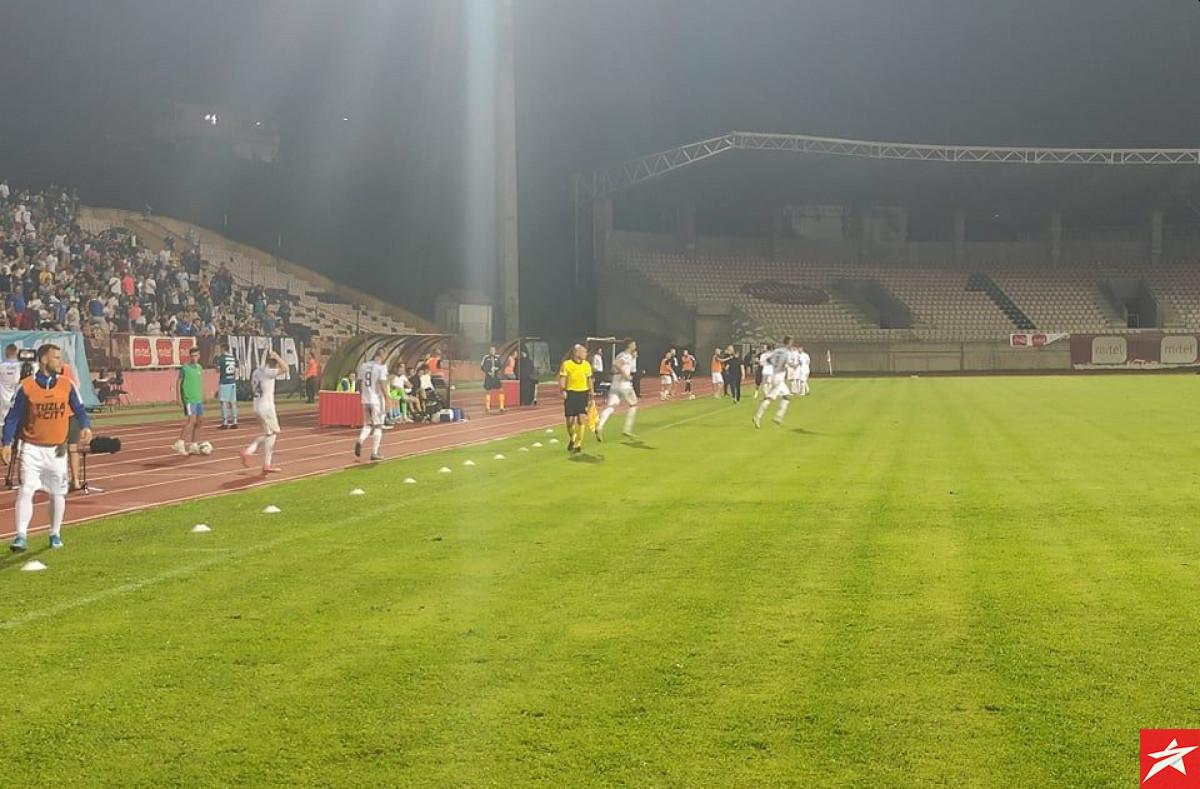 Nukić pogodio za preokret Tuzla Cityja protiv Željezničara