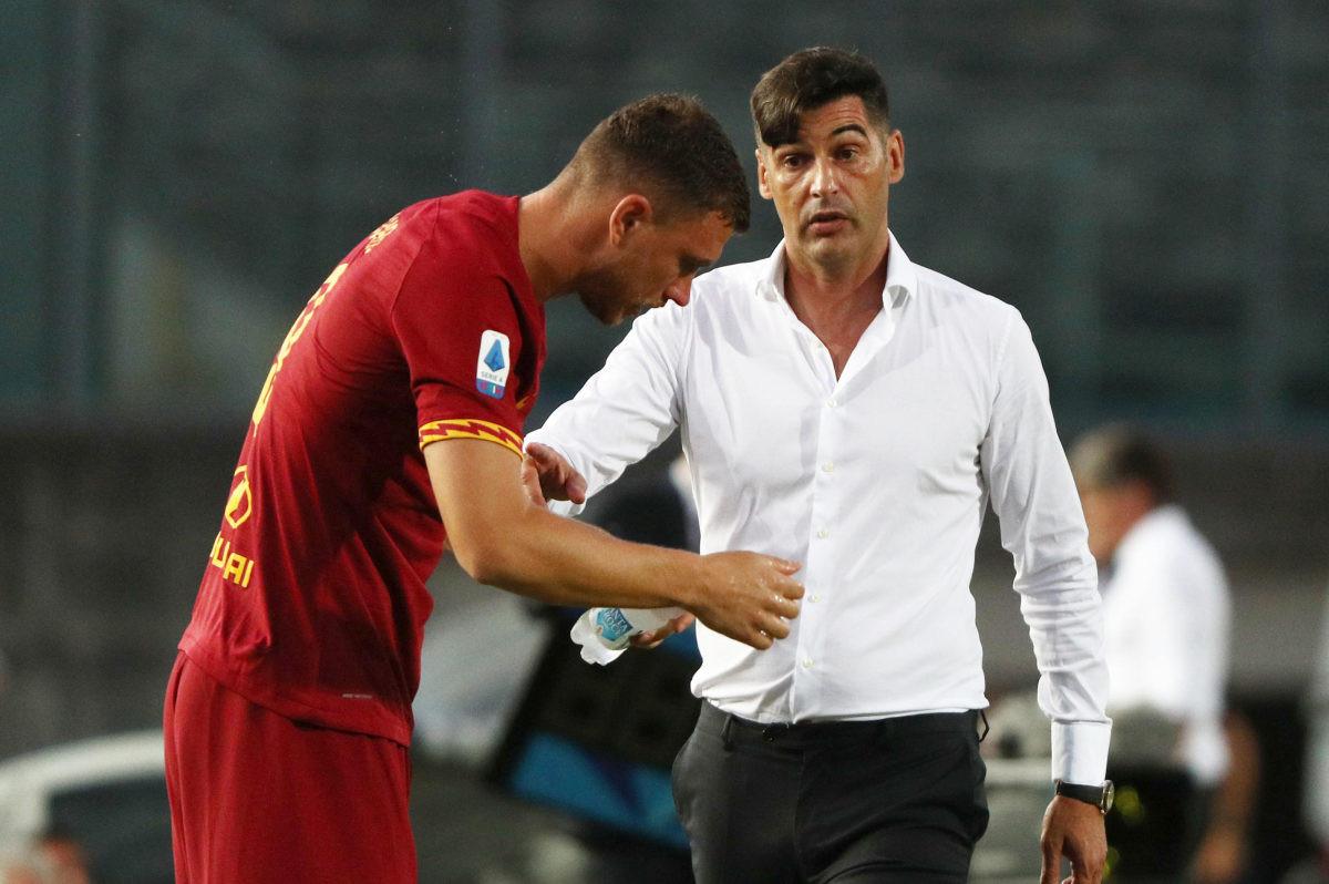 Žele napokon prekinuti dominaciju Juventusa: Imaju dvije želje, a jedna se zove Edin Džeko