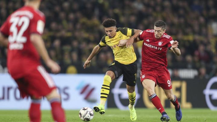 Paco junak Borussije, Bayern tone sve dublje